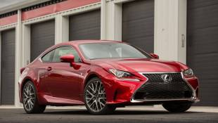 Lexus Weds F Sports To Turbos