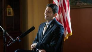 Paul Ryan's Advice For Donald Trump's Running Mate: 'Get Thick Skin'
