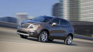 Buick Encore Was Compact Before Compact Was Cool