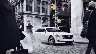 Cadillac CT6 Takes Fashion Forward