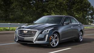 Cadillac CTS Beckons You To Step Inside