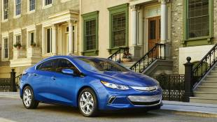 Redesigned Chevy Volt Is Like Gaga With Bennett