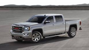 GMC Sierra Drops It Like Hamilton