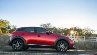 Mazda CX-3 Is A More Practical Miata