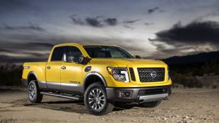 Nissan, Cummins Exploit Niche With Titan XD