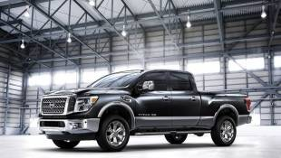 Nissan, Cummins Conspire On 2016 Titan Pickup