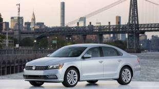 VW Passat Is A Big German Car In All That Once Meant