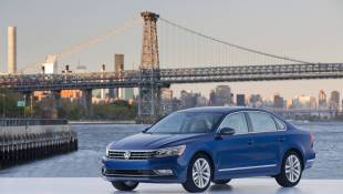 VW Passat Is One Big German-Sized Paradox