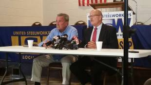 Gregg Touts Job Training Focus, Criticizes Gov. Pence's Handling Of Carrier Exit