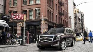 Cadillac Escalade Flashed Bling From Grille To Fins