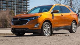 2018 Chevy Equinox Is Lighter And Smaller