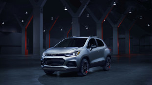 Chevy Trax Crosses The Redline