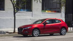 Mazda3 Negates Need For Expensive Sport Sedans