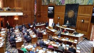 Court Protectee Gun Bill Passes Legislature
