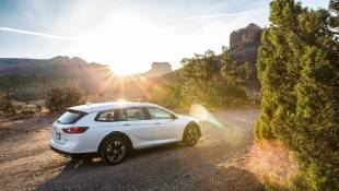 TourX Is Buick's 'Way Way Back' Outback