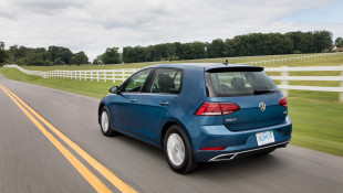 Volkswagen Golf Makes Smiles On Long Drives