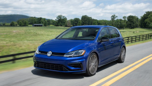 2018 VW Golf R Is An Adult's Instrument of Travel