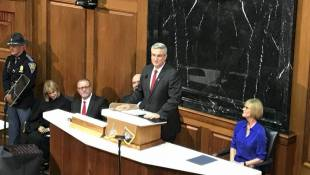 Holcomb Address Sets Specifics On Workforce, Touches On DCS