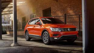 VW Tiguan Is A Big Spicy Habanero