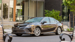 Toyota Camry Hybrid Is Not Only Your Grandmamma's Car