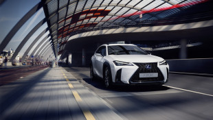 2019 Lexus UX200 Is Not That Ugly