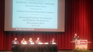Panel Analyzes Challenges For Micropolitan Areas