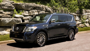 2020 Nissan Armada, Toyota Highlander Bring Three Rows Of Luxury