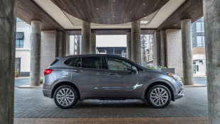2019 Buick Envision, Jeep Cherokee Stir Up Trouble