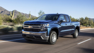 Fort Wayne-Built 2019 Chevy Silverado Packs A Four-Cylinder Engine