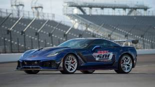 2019 Corvette ZR1 To Pace 102nd Indianapolis 500
