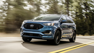 2019 Ford Edge ST Is A Better Taurus SHO