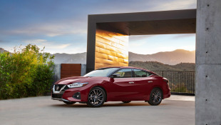 2019 Nissan Maxima:  The Four-Door Stealth Cruiser