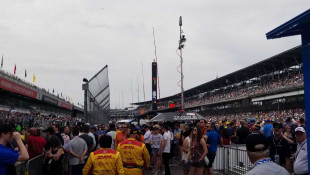 Indianapolis Motor Speedway Officials Roll Out Health Precautions For Indy 500