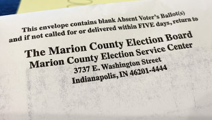 Indianapolis Official: Many Mail-In Ballots May Go Uncounted