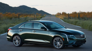 2020 Cadillac CT4 Beats The Germans Without Selling Its Soul