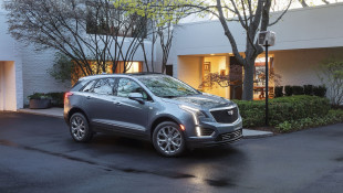 2020 Cadillac XT5 Sport, Mercedes-AMG GLC43 Offer Two Visions Of Luxury Crossovers