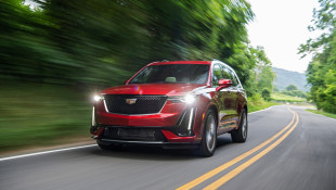 2020 Cadillac XT6, Chrysler Pacifica Hybrid Offer Three Rows Of Domestic Bliss