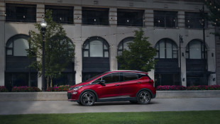 2020 Chevrolet Bolt EV Is GM's Bridge To An Electrified Future