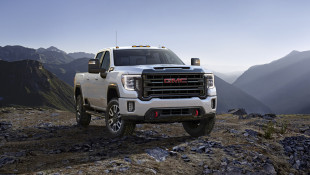 GMC Sierra Conquers All (Or No) Roads