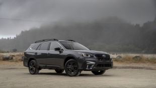 2020 Subaru Outback Onyx Is Capable, Stylish