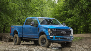 2020 Ford F-350 Tremor, Chevy Trail Boss Offer Alternatives For Extreme Capability