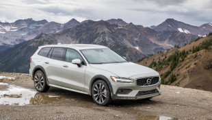 2020 Volvo V60 Cross Country Makes Friends By Bucking Crossover Trend