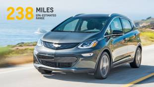 Chevy Bolt EV Gets Real
