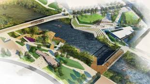 Fort Wayne City Leaders Unveil $20M Riverfront Development Plan