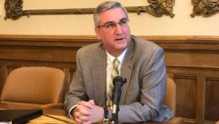Gov. Holcomb Planning Trips To Israel, Europe In May