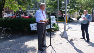 Jim Merritt Will Not March At Indy Pride