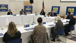Sen. Todd Young Outlines Agenda, Kicks Off Series Of Roundtable Discussions