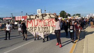 Protests Continue With Demonstrations At IMPD Northwest District, Downtown