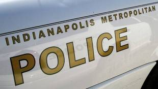 Indianapolis Officer Shoots Suspect Reaching For Handgun