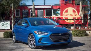 2017 Hyundai Elantra, Santa Fe Are More Suave